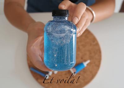 Botella sensorial Fondo de Mar