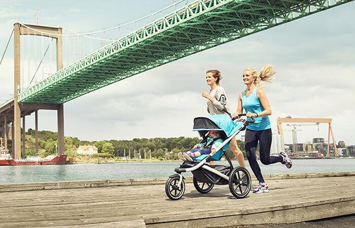 Cómo llevar una vida activa haciendo deporte con tu bebé