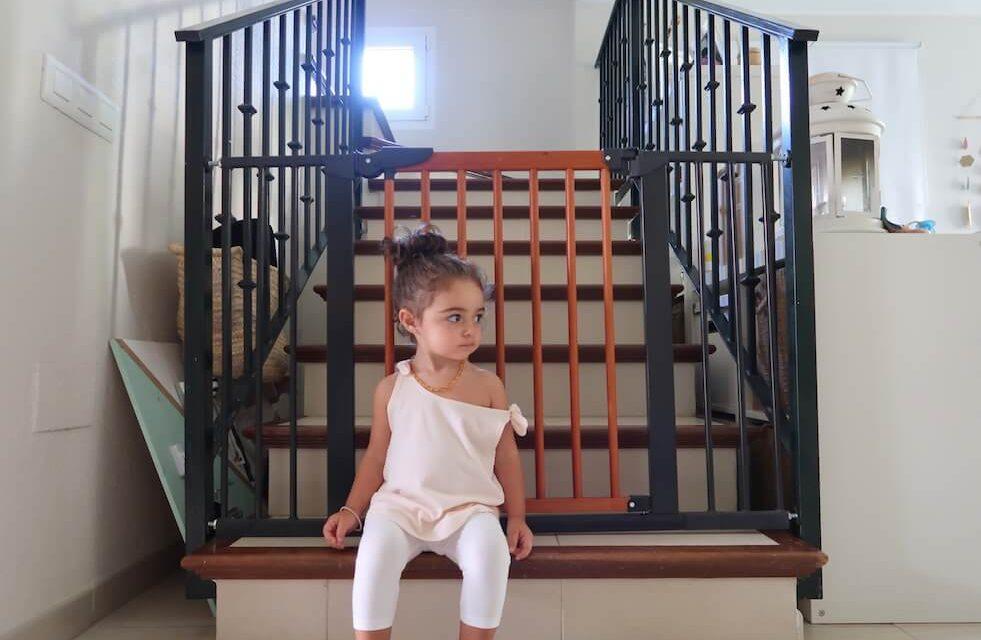 Convierte tu casa en un lugar seguro para tu bebé
