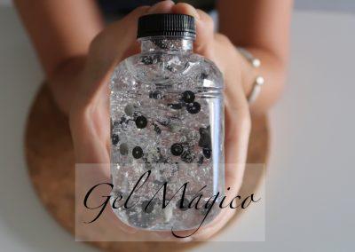 ¡Mágia! Ya tenemos nuestra Botella Sensorial Gel Mágico