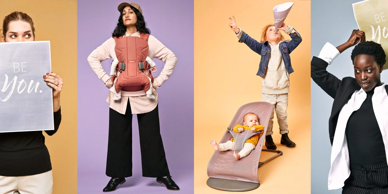 Be You: La nueva colleción de BabyBjörn