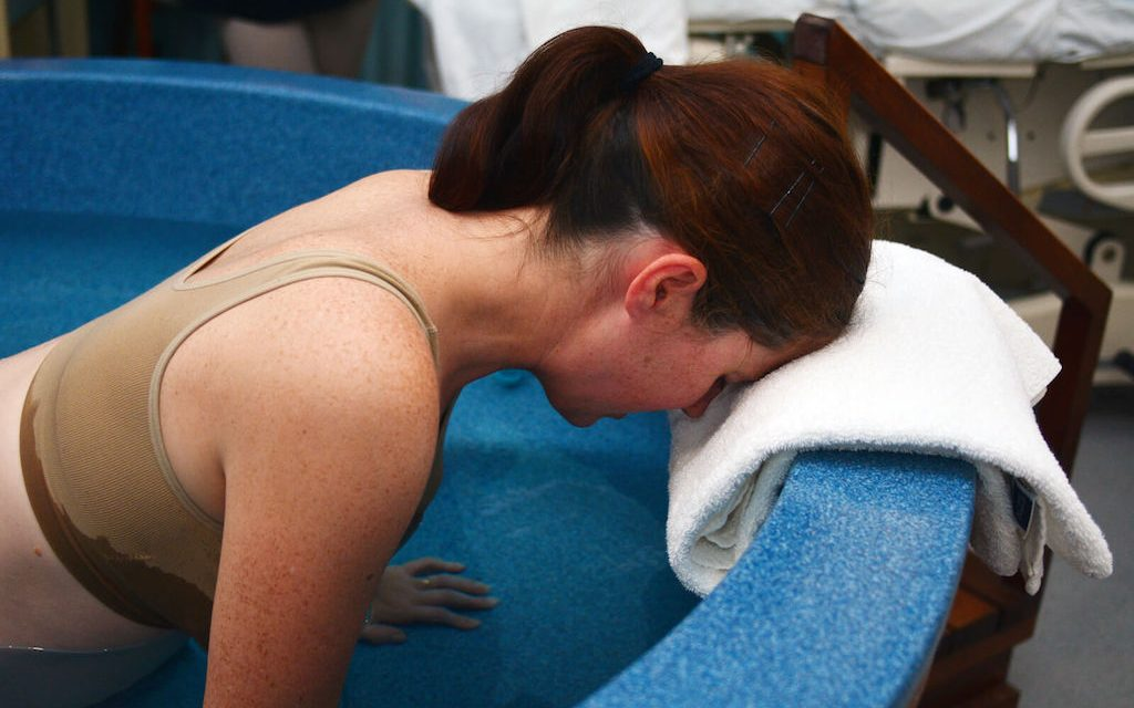 Métodos para el control y alivio del dolor en el parto