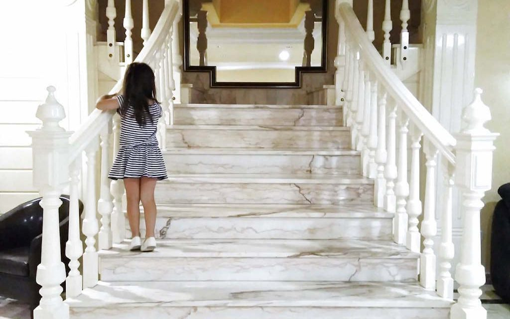 7 trucos para viajar ligeros de equipaje con niños