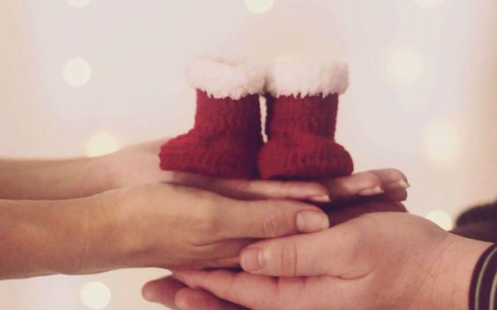Christmas con los peques para felicitar esta navidad ¡DIY!