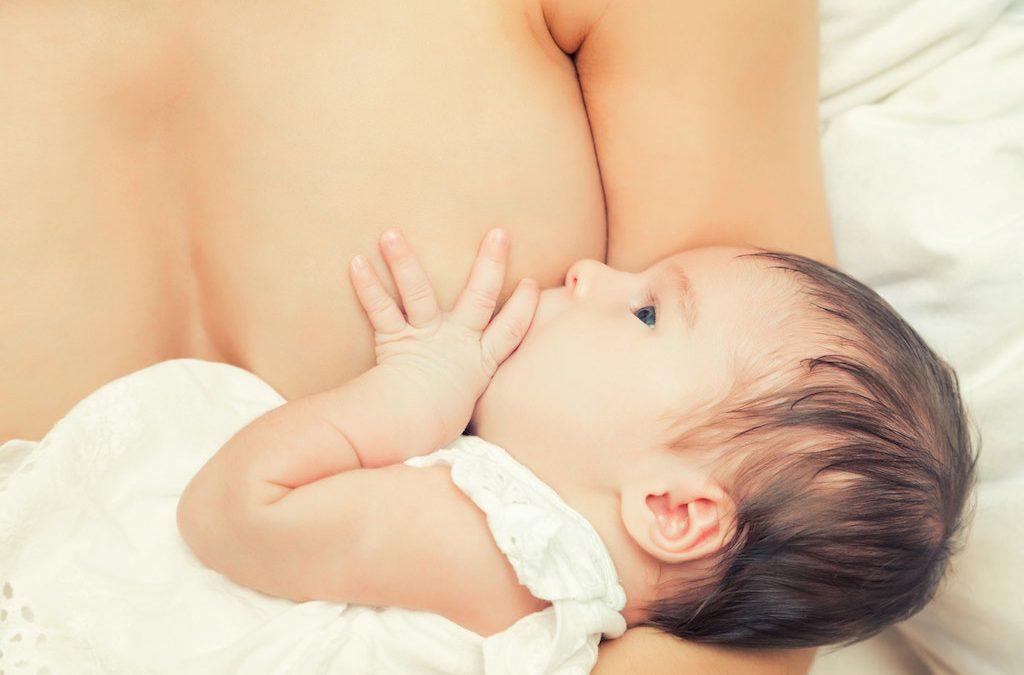 La importancia del papel de la pareja en la lactancia