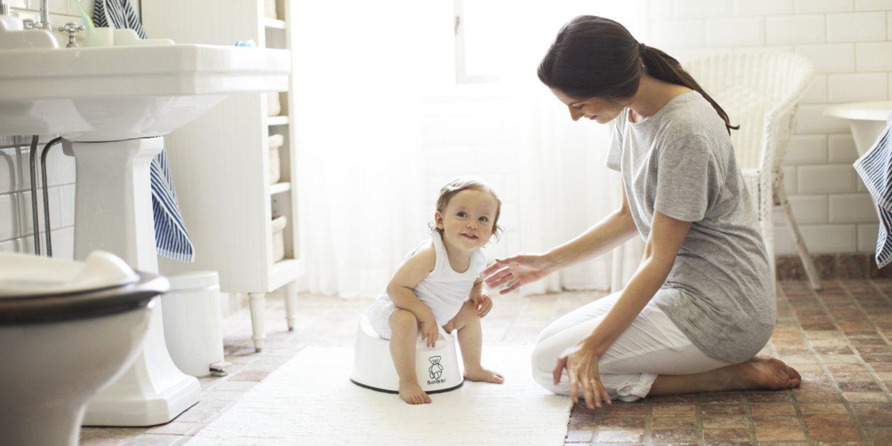 Operación pañales: como quitar el pañal a tu hijo
