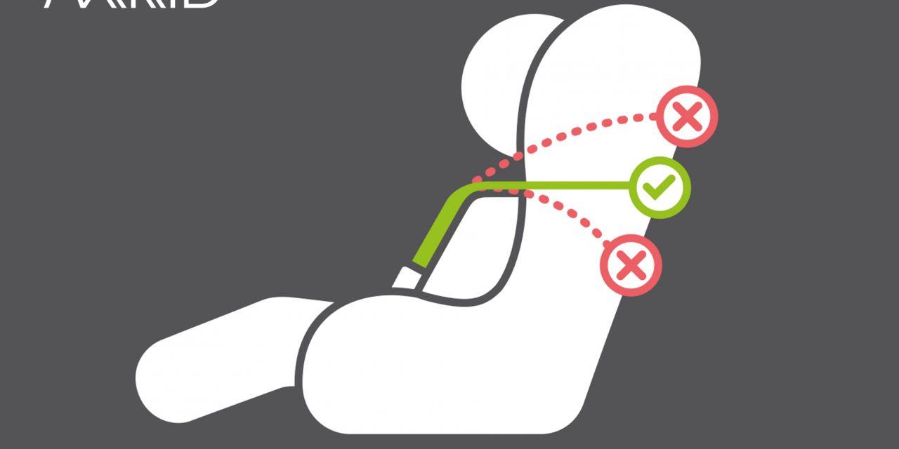 ¿Por qué la silla Axkid puedes utilizarla hasta los 25Kg con seguridad?