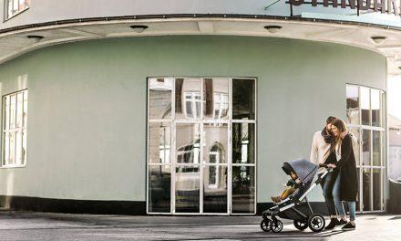 Ha llegado Thule Sleek, el carrito para explorar el mundo con tu bebé