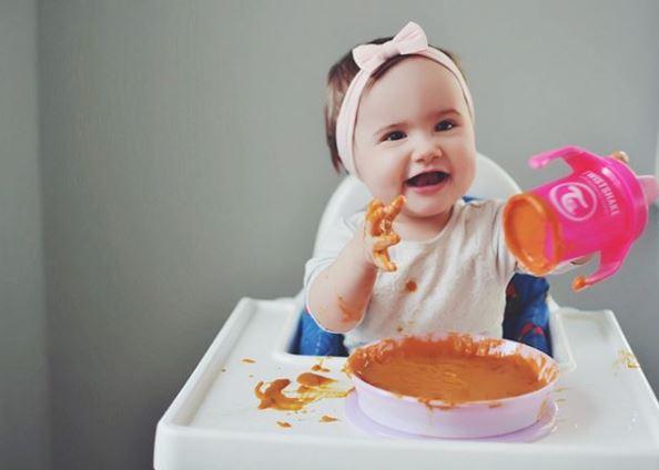 La guía de alimentación para tu bebe: Introducción a la dieta sólida