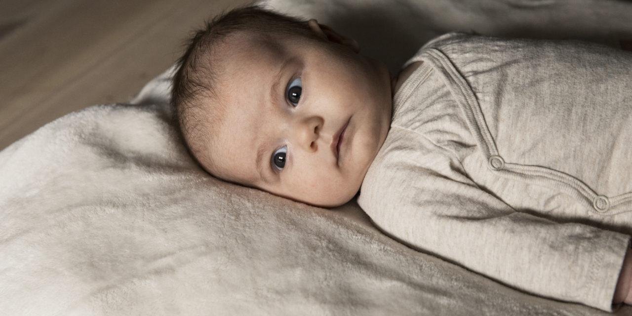 7 pasos para bañar a tu bebé